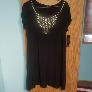Tiana B XL dress NWT